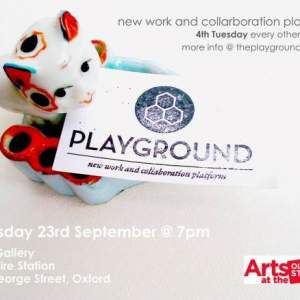 Playground ~ New Work and Collaboration Platform